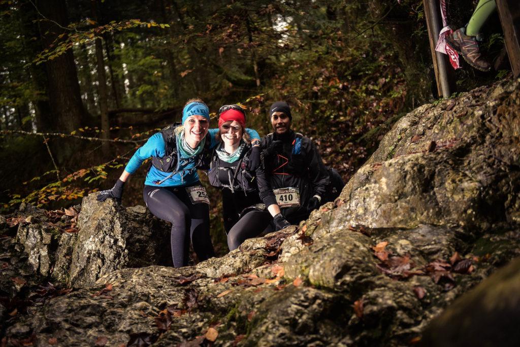 Pölven Trail_Über Stock und Stein