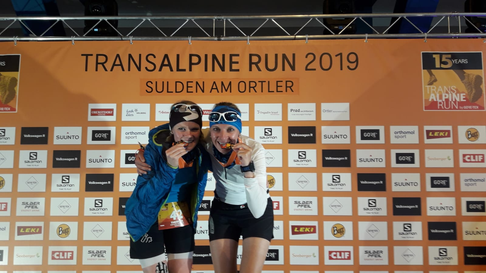 Transalpine Run 2019 - Ziel