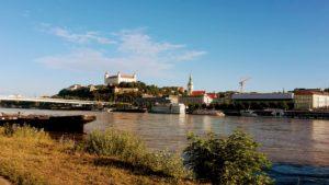 Stadtblick Bratislava
