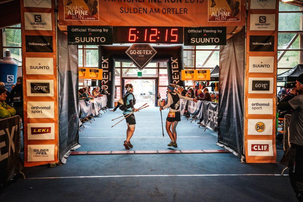Transalpine Run 2019 - Etappe 8