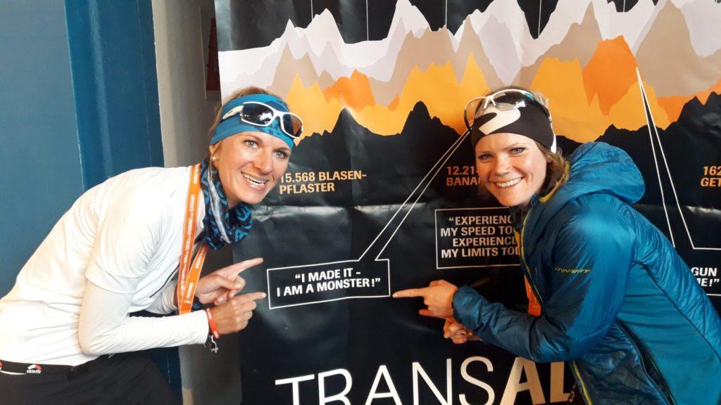 Transalpine Run 2019 - Ziel