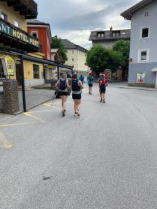 Start Schwarzach Trail